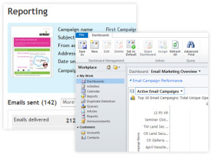 dotMailer reporting for Microsoft Dynamics