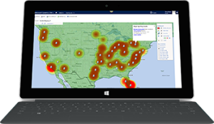 Microsoft Dynamics Real Time Insights for Sales Teams