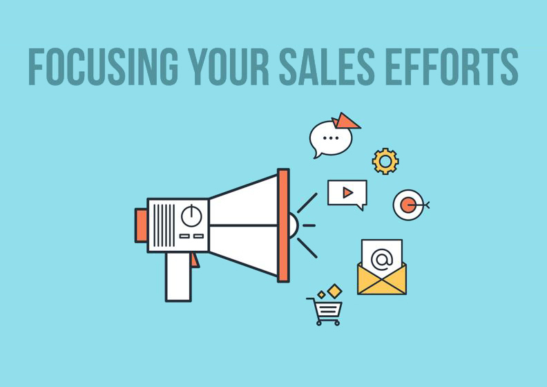 Focusing Your Sales Efforts eBook