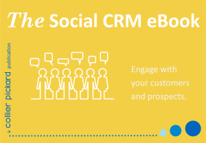 The Social CRM eBook