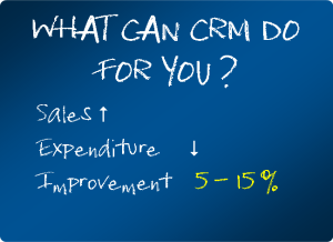 What can CRM do for you?
