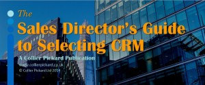 The Sales Director's Guide to Selecting CRM Cropped