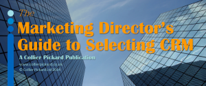 Marketing Directors Guide to Selecting CRM