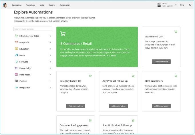 mailchimp-automation