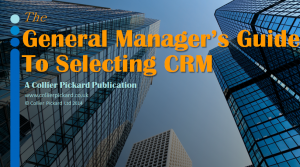 New ebook the general managers guide to selecting crm collier the general managers guide to selecting crm fandeluxe PDF