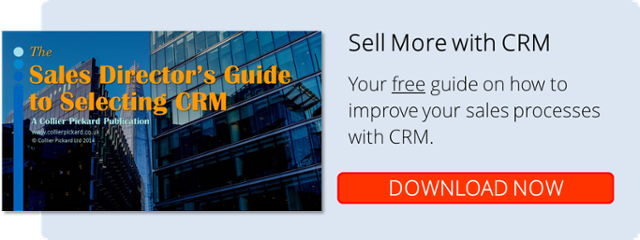 Sales Directors Guide to CRM