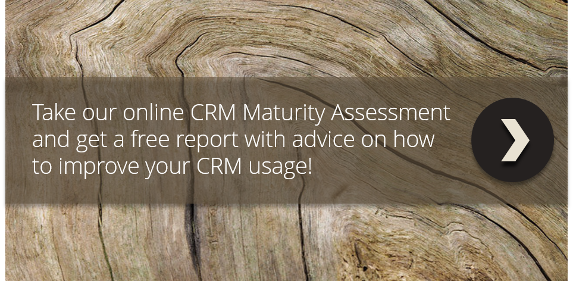 Take the CRM Maturity Assessment