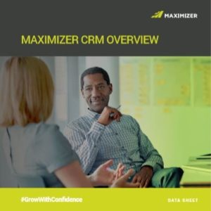 maximizer crm 2019 overview