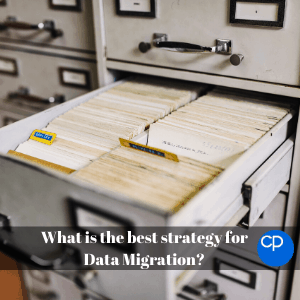 What is the best strategy for Data Migration